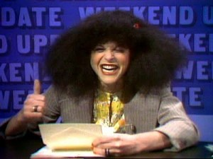 Roseanne Roseannadanna - In Desperate Need of Frizz Eeze