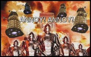 Annoy! Annoy!