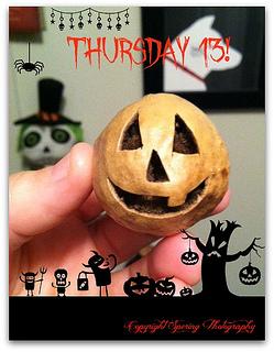 Thursday 13 for October 25