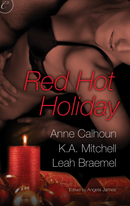 RED HOT HOLIDAY by K.A. Mitchell, Leah Braemel, Anne Calhoun