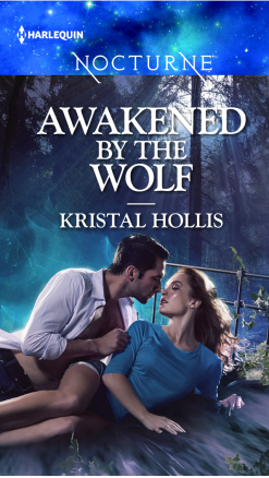 Awaken by the Wolf Kristal Hollis