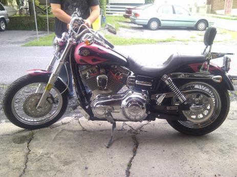 Ryder's Bike