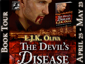 The Devil's Disease Button 300 x 225
