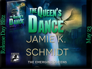 The Queen's Dance Button 300 x 225